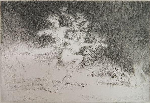 214: Troy Kinney etching