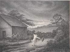 279 Jackson Lee Nesbitt lithograph