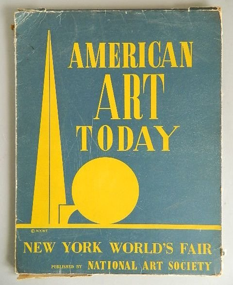 716: ''American Art Today'' and ''American Painting''