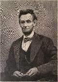 John William Evans wood engraving