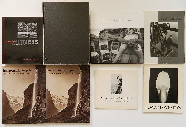 8 Books on Photography