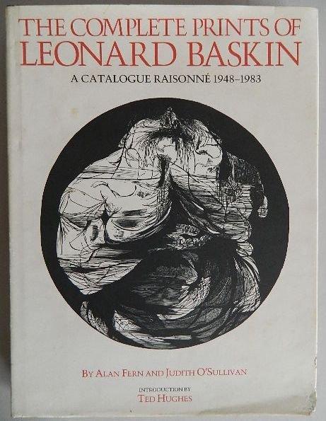 Fern and O'Sullivan- Leonard Baskin prints