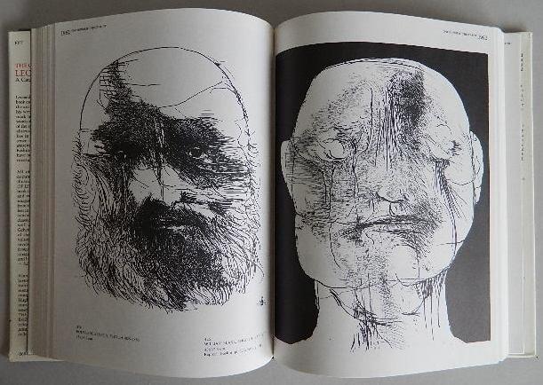 Fern and O'Sullivan- Leonard Baskin prints - 3