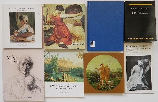 8 Books on French Art