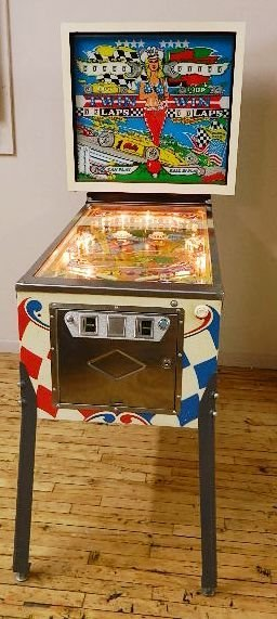 Twin Win pinball machine