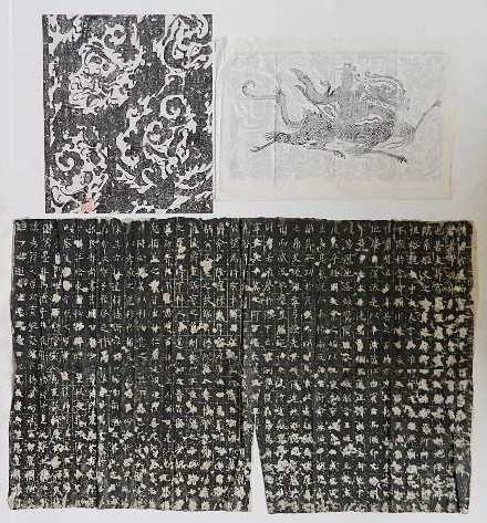 Large lot of Chinese rubbings