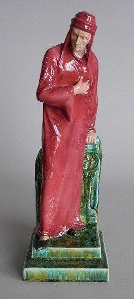 Goldscheider porcelain figure