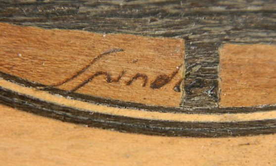 Charles Spindler marquetry box - 3