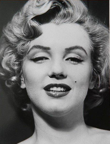 Philippe Halsman- Marilyn Monroe photographs