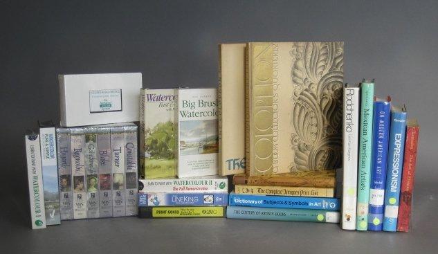 11 Books on art