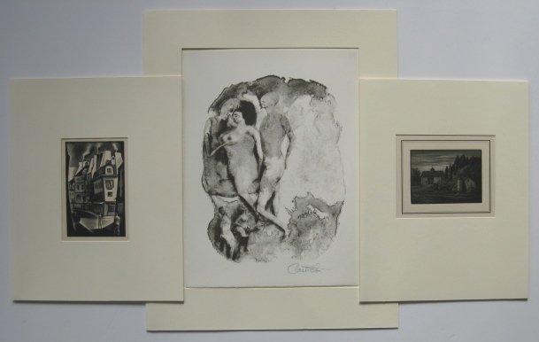 Castellon, Nason, Cook- 3 prints