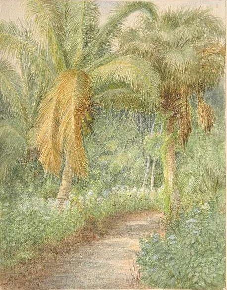 Laura Wodward watercolor