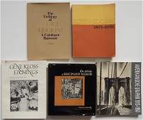 5 Books on American Printmakers