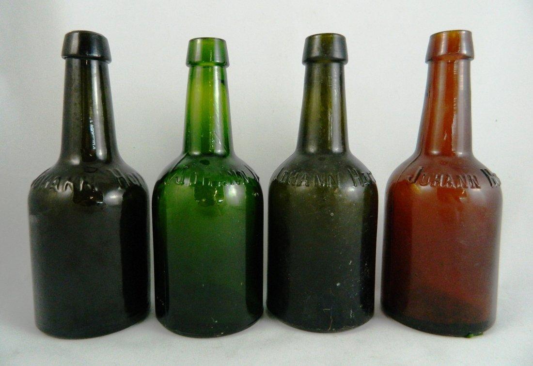 Beer bottles - 4 Johann Hoff