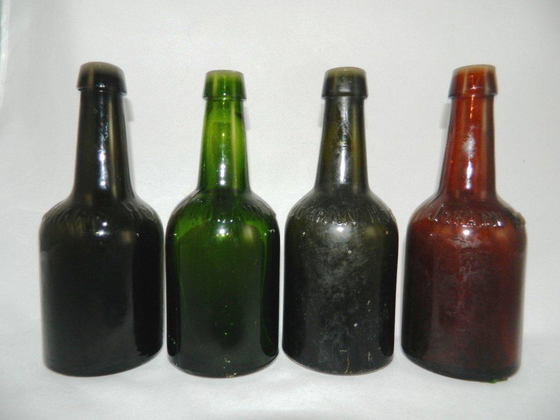 Beer bottles - 4 Johann Hoff - 2