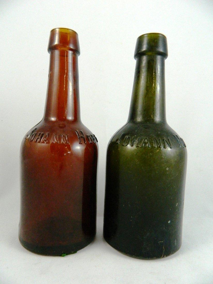 Beer bottles - 4 Johann Hoff - 4
