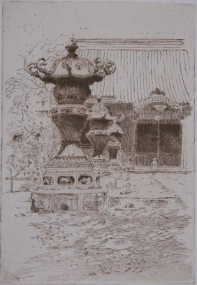 Cadwallader Washburn Etching And Drypoint