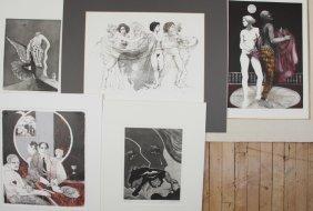 5 Contemporary Prints