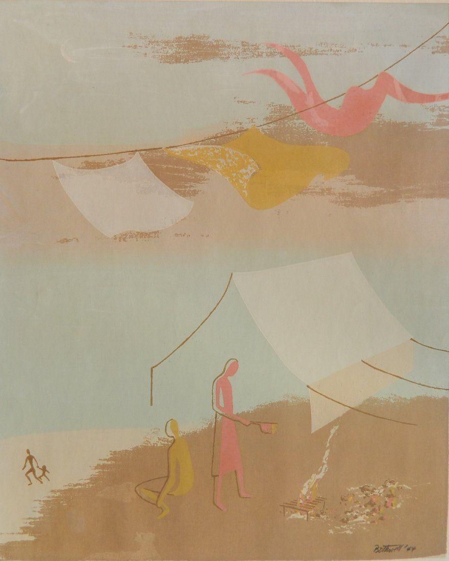 Dorr Bothwell silkscreen