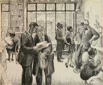 Mabel Dwight lithograph