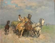 Jean Viski oil