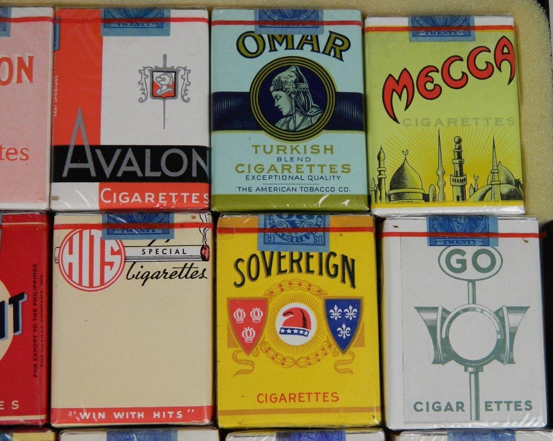 28 Vintage cigarette packs - 3
