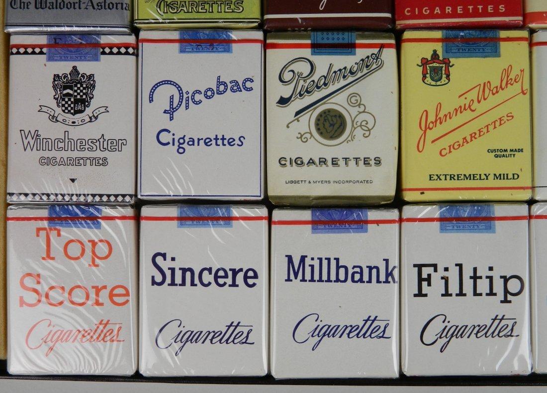 28 Vintage cigarette packs - 4