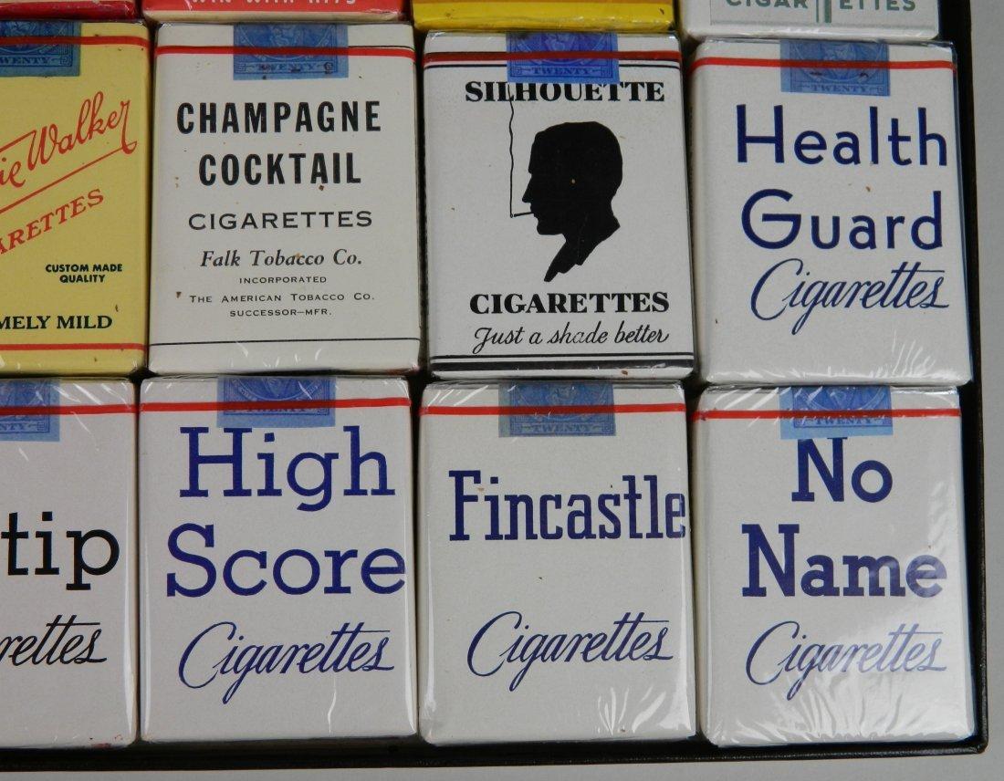 28 Vintage cigarette packs - 5