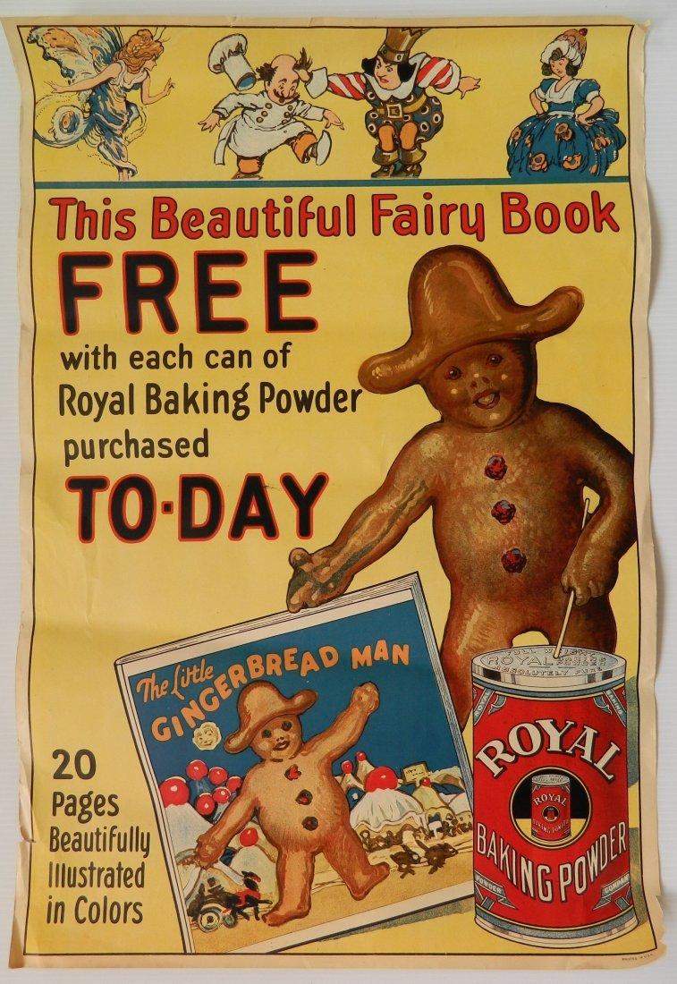 Royal Baking Powder poster