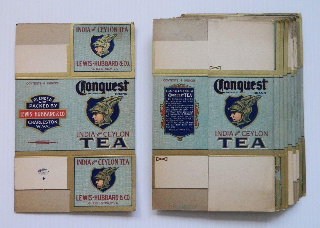 43 Vintage unused boxes - 3
