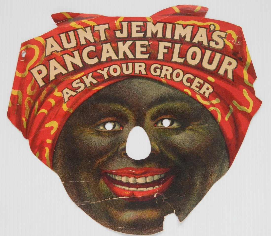 3 'Aunt Jemima' items - 5