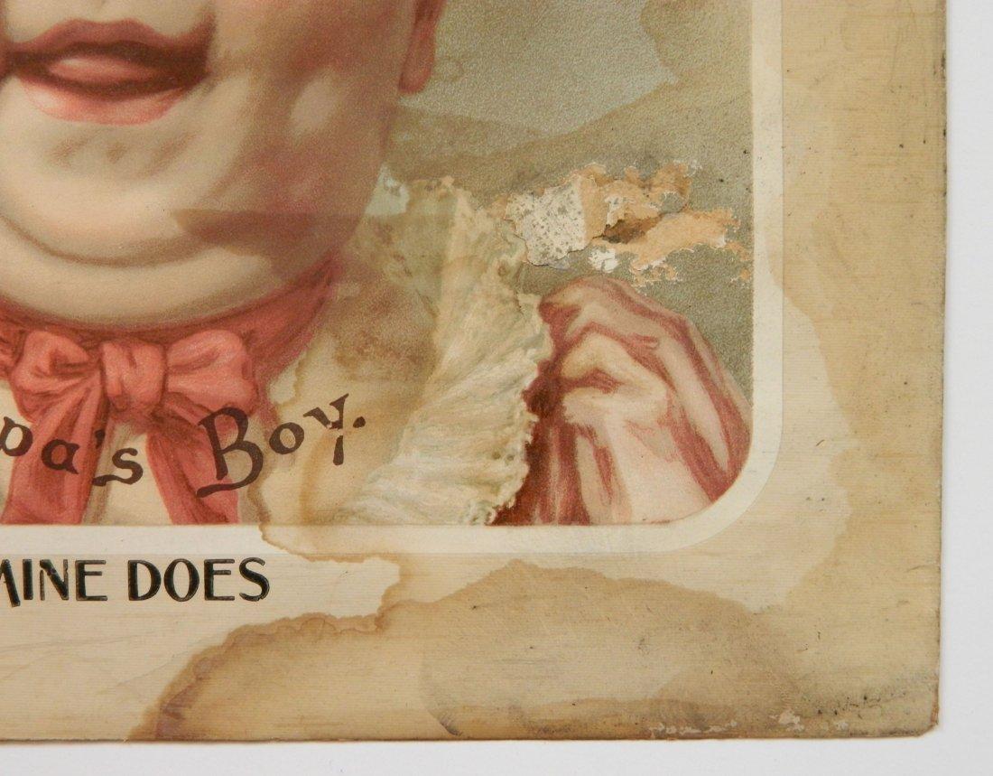 Rigby's 'Maritaa' Cigar advertisement sign - 3