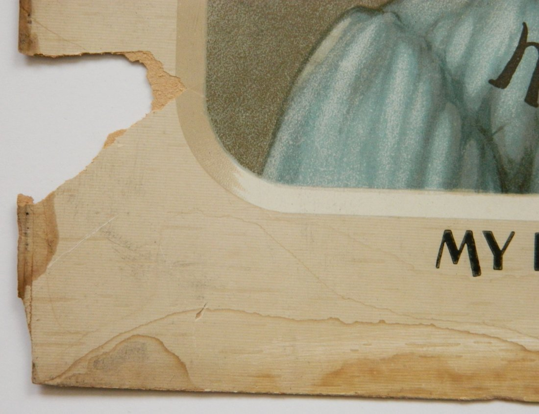 Rigby's 'Maritaa' Cigar advertisement sign - 4