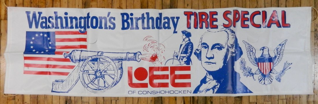 3 Lee Tire items - 3