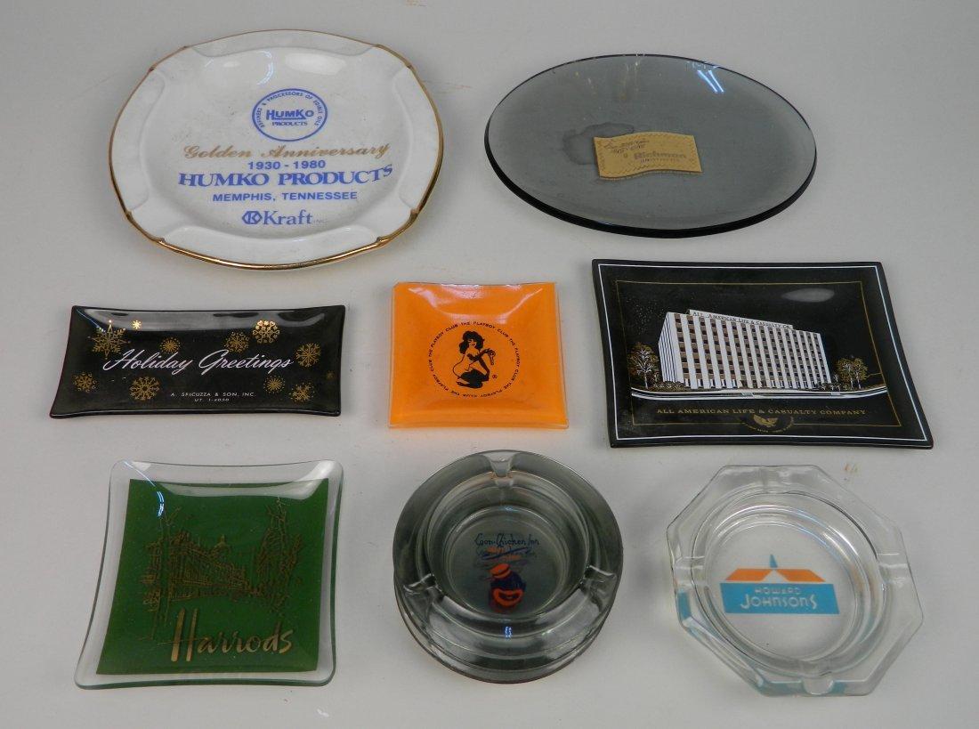 10 Marketing promotional ashtrays - 2