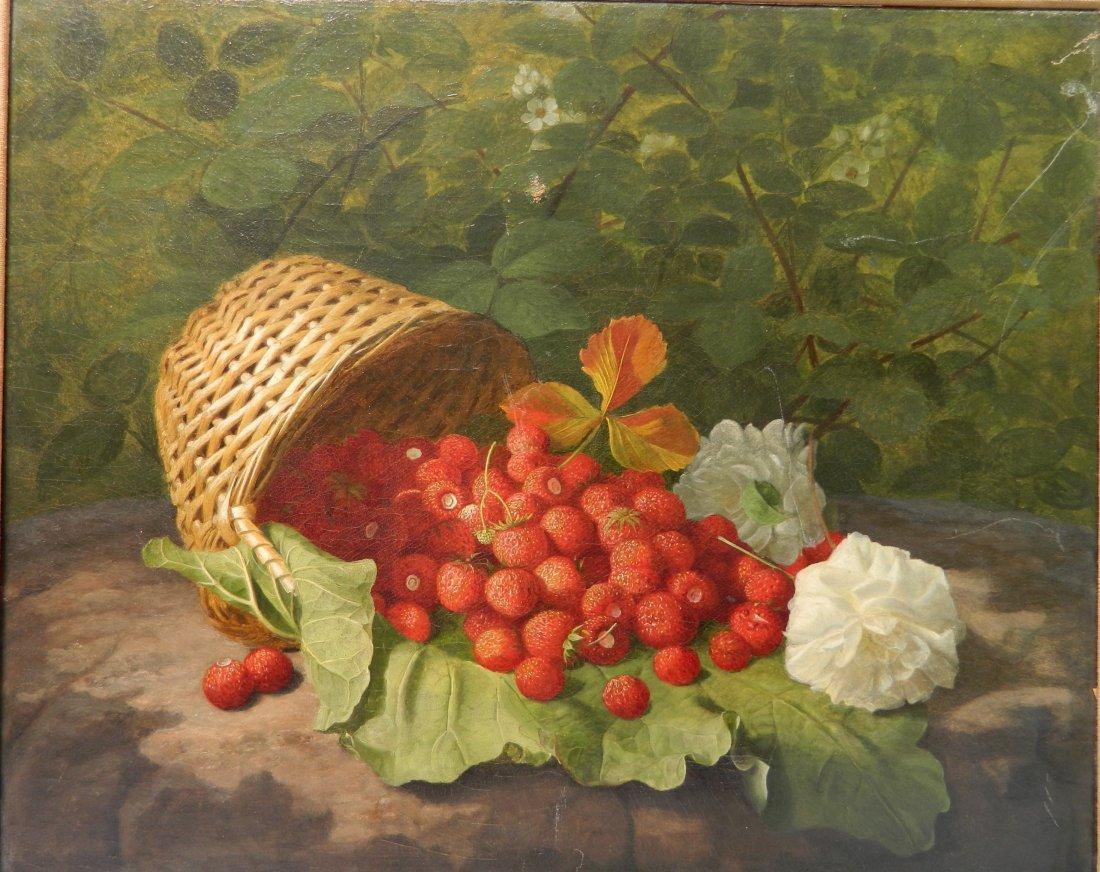 William Hammer oil