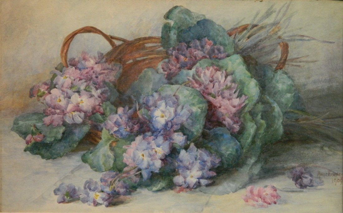Marie Hensley watercolor