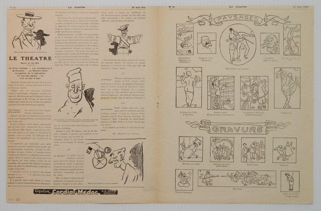 Henri Dangon lithograph - 4