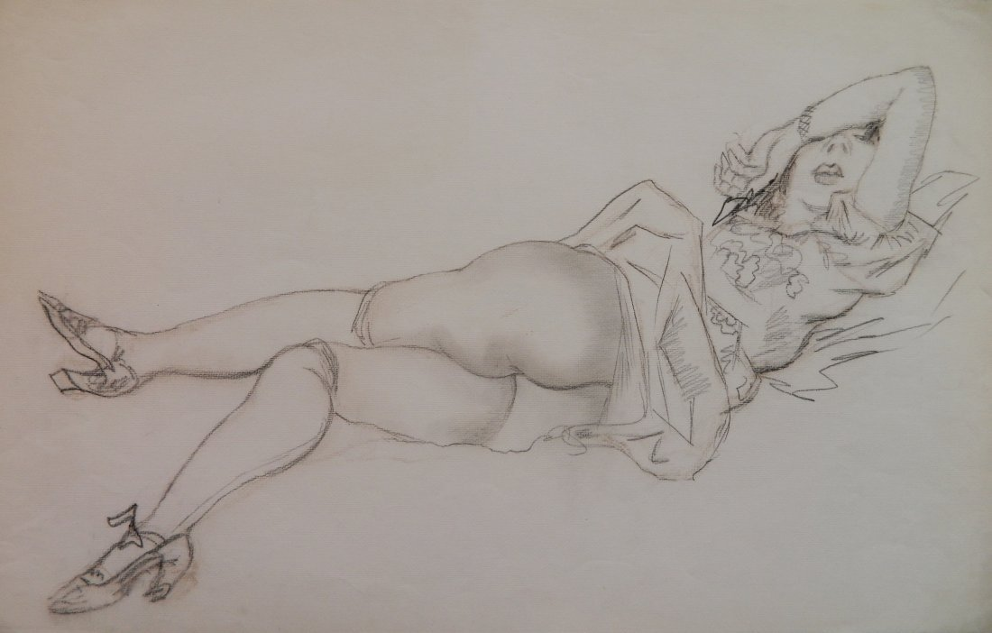 Emil Ganso graphite
