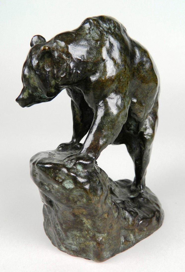 Philip R. Goodwin bronze sculpture - 3