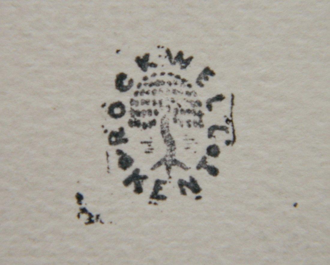 Rockwell Kent graphite - 3