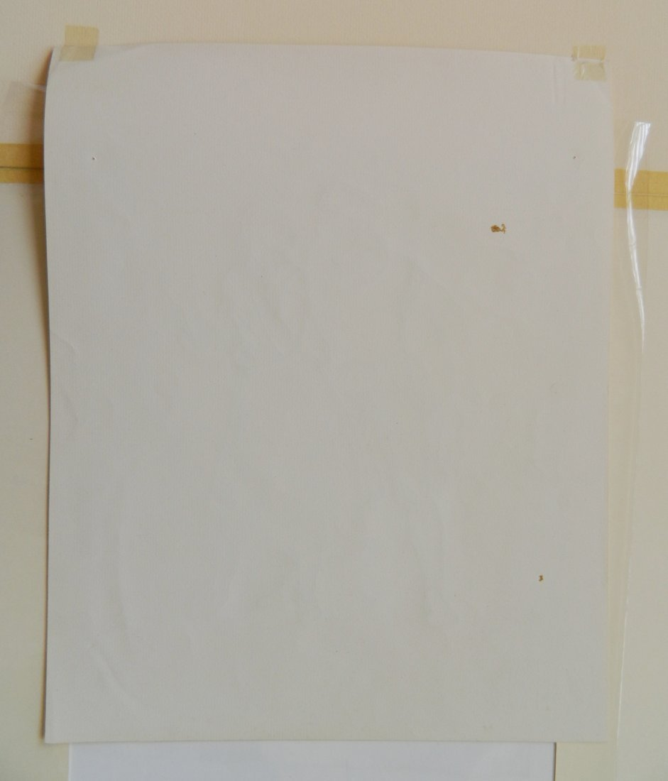 Rockwell Kent graphite - 4