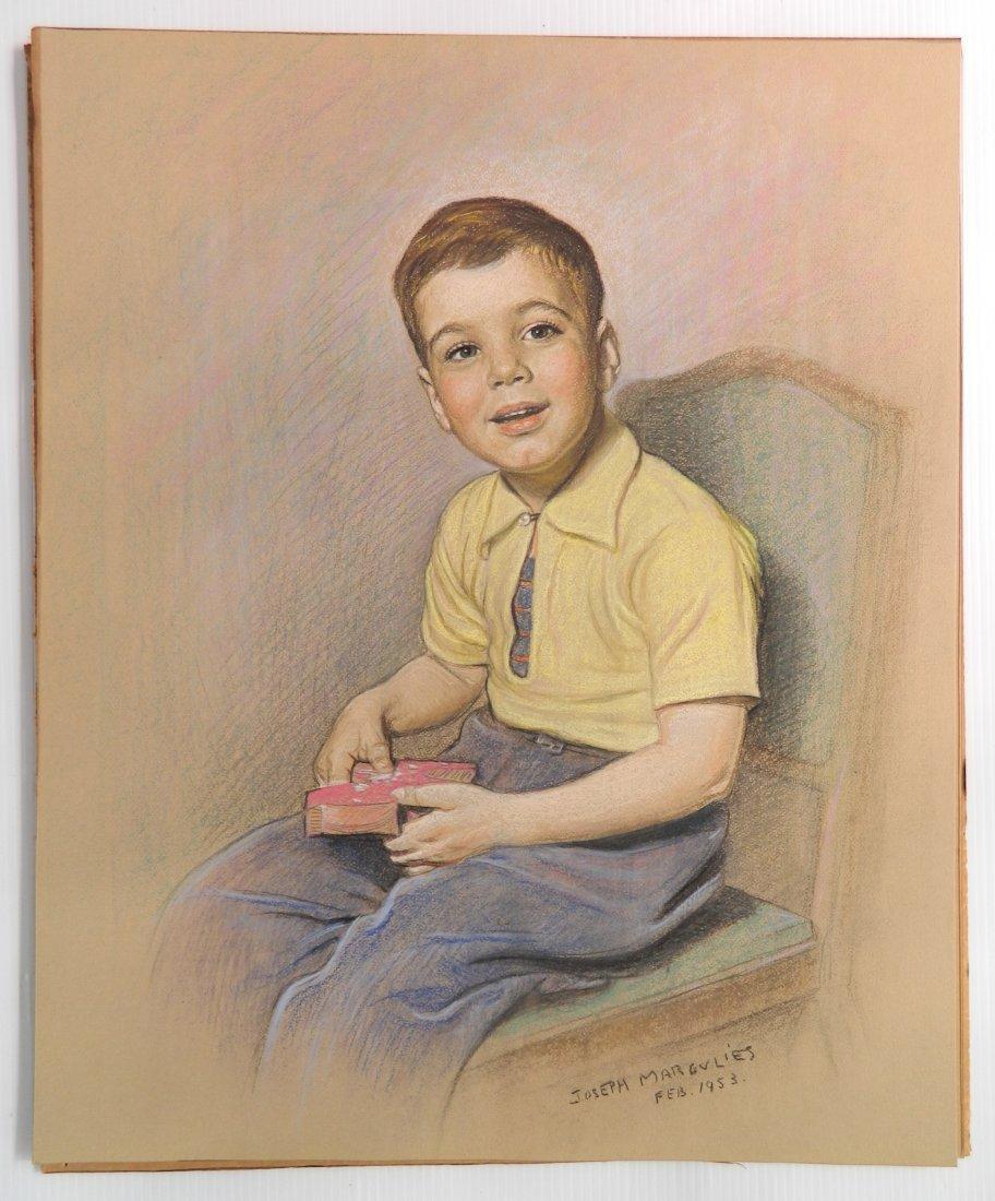 Joseph Margulies pastel - 2
