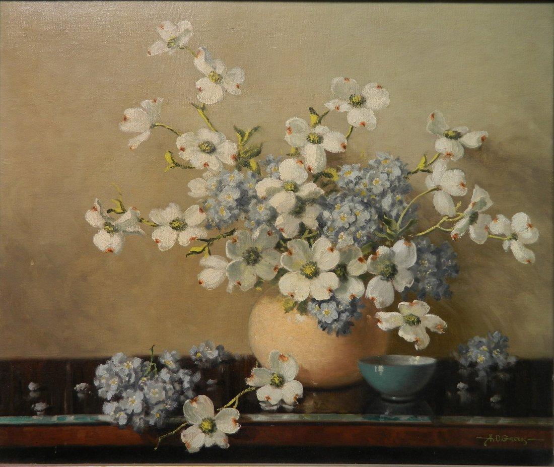 Aubrey D. Greer oil