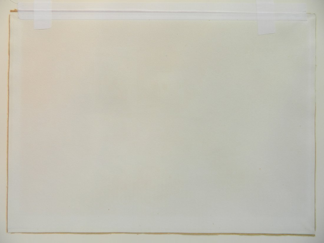 Arthur William Hall watercolor - 4