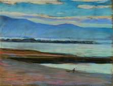 Robert Chadeayne pastel