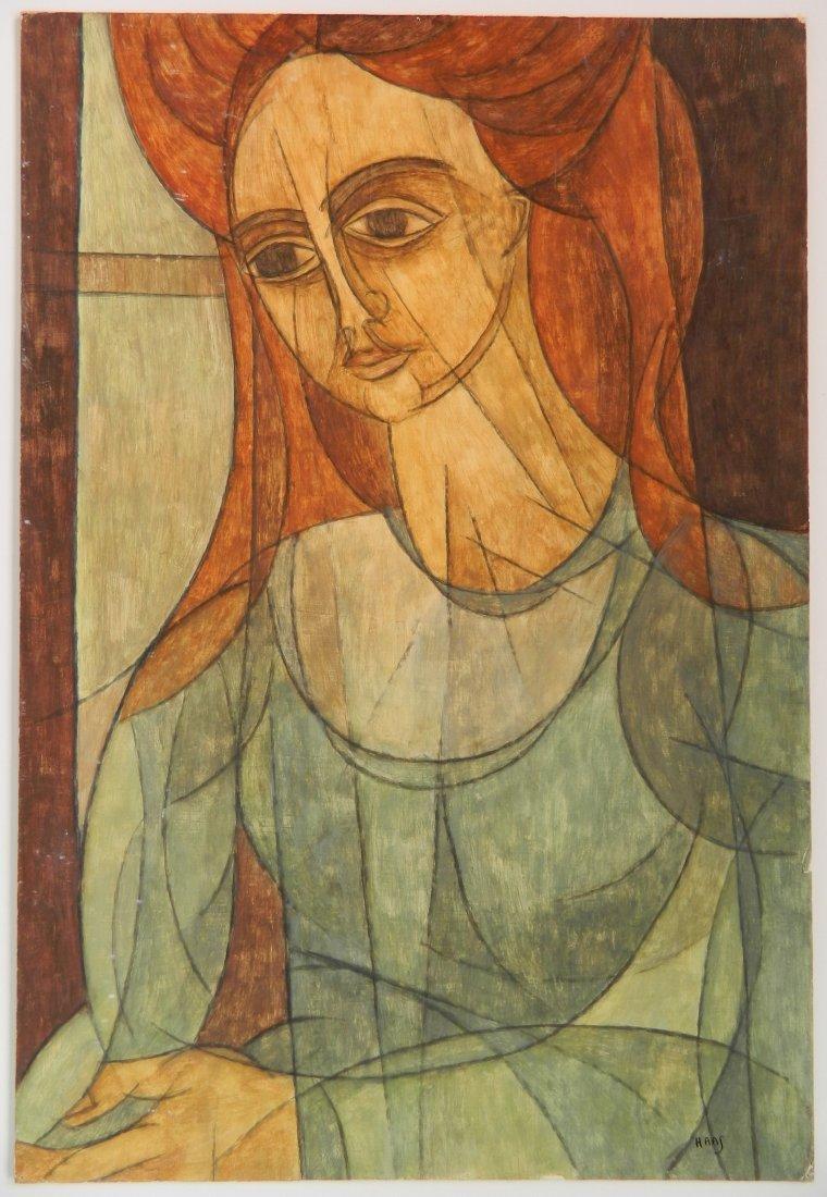 Hildegarde Haas casein - 2