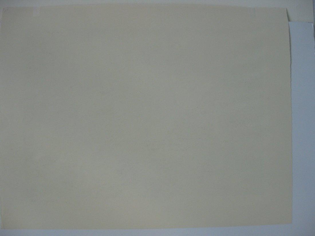 Dale Nichols lithograph - 4