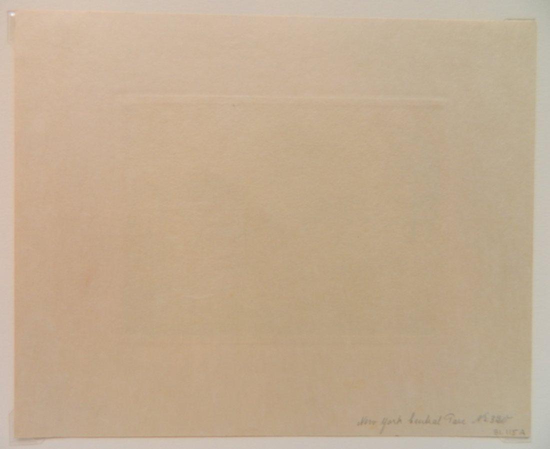 Herman Struck 5 etchings - 4