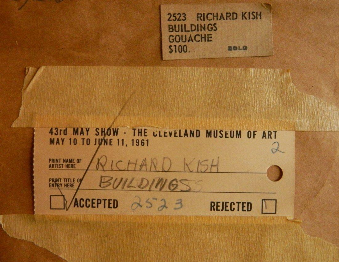 Richard Kish gouache - 5